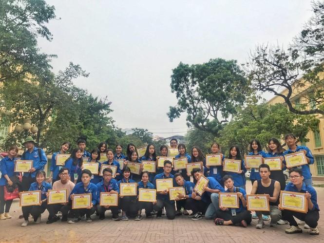 Mùa hè xanh tình nguyện của tuổi trẻ trường Đại học Thương Mại - ảnh 26