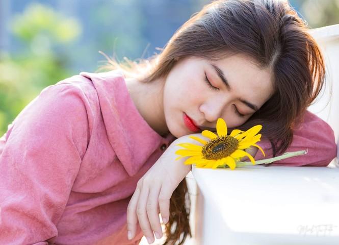 """9X xinh đẹp Ngọc Anh: """"Sinh viên Y Dược cực năng động, không hề khô khan"""" - ảnh 7"""