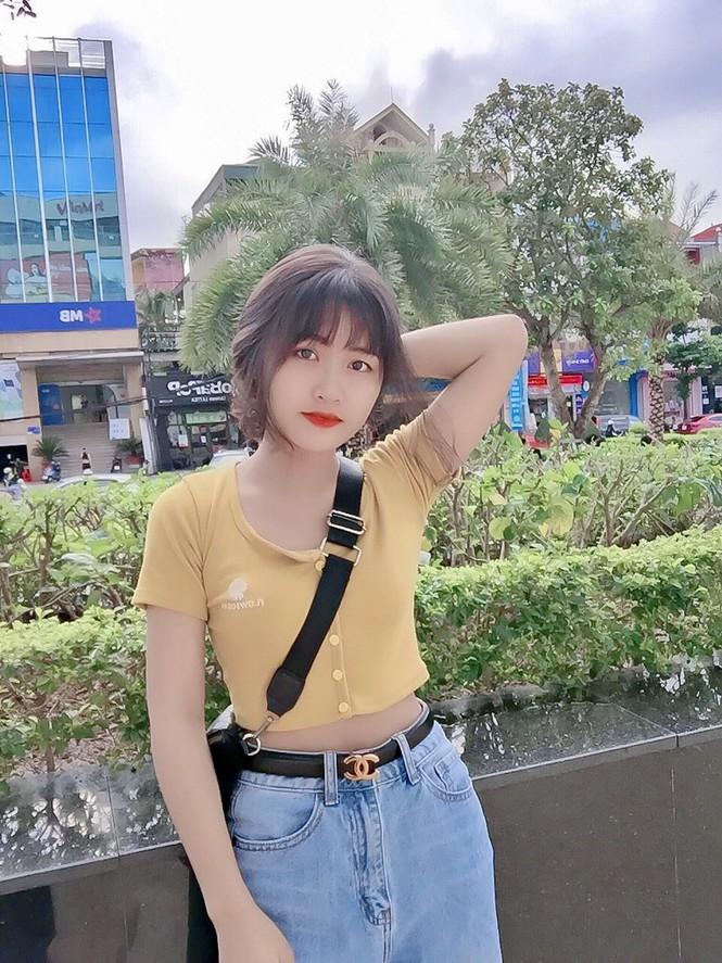 Hot girl 10X Thanh Hóa và ước mơ học Luật  - ảnh 6