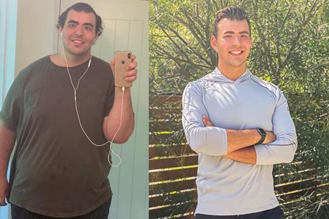 Chàng trai New ZeaLand 'lột xác' thành mỹ nam phòng gym nhờ giảm 94kg - ảnh 2
