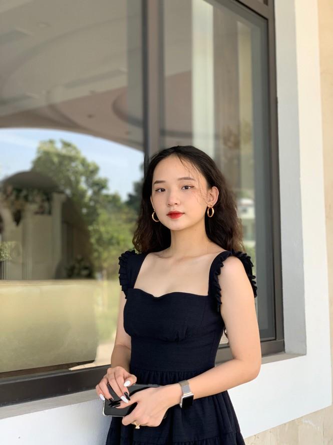 """Hot girl Yên Bái đạt điểm thi cao vút gạt phăng định kiến """"chân dài não ngắn"""" - ảnh 1"""