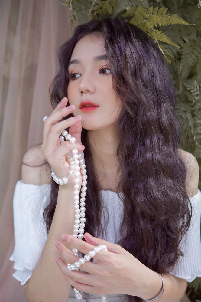 """Nữ sinh 10X Bình Dương sở hữu nhan sắc ngọt ngào tựa """"búp bê lai"""" - ảnh 10"""