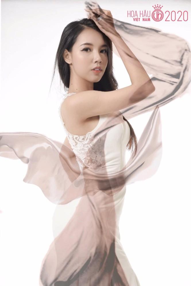 Nữ sinh Cà Mau với ước mơ chinh phục ngôi vị Hoa hậu Việt Nam 2020 - ảnh 3