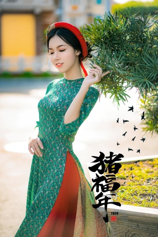 Nữ sinh Cà Mau với ước mơ chinh phục ngôi vị Hoa hậu Việt Nam 2020 - ảnh 6