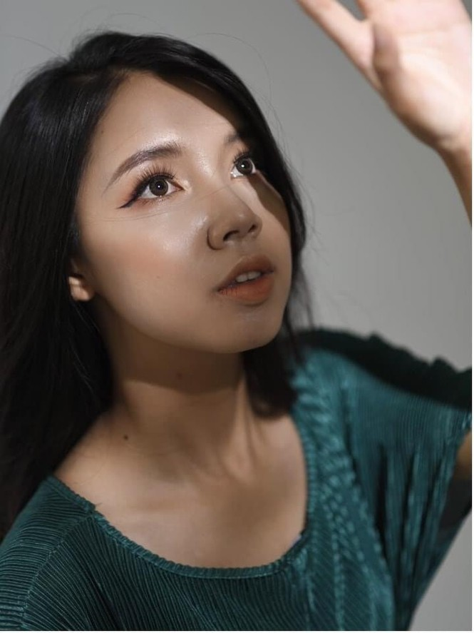 Nữ sinh Cà Mau với ước mơ chinh phục ngôi vị Hoa hậu Việt Nam 2020 - ảnh 7