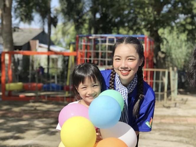 Nữ sinh Cà Mau với ước mơ chinh phục ngôi vị Hoa hậu Việt Nam 2020 - ảnh 2