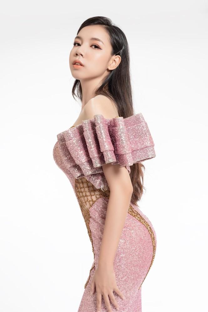 Nữ sinh Cà Mau với ước mơ chinh phục ngôi vị Hoa hậu Việt Nam 2020 - ảnh 5