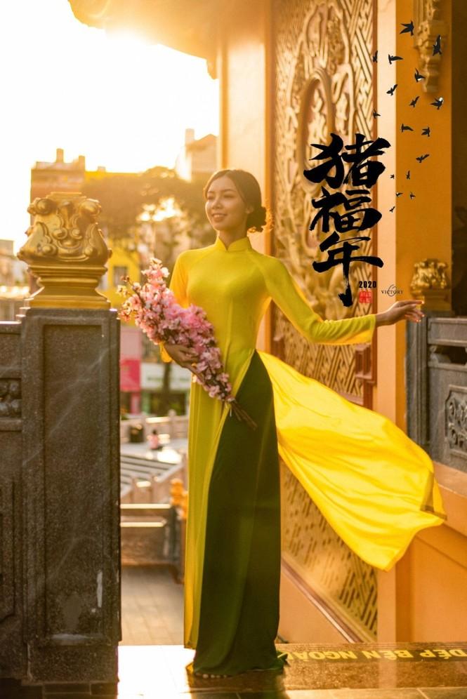 Nữ sinh Cà Mau với ước mơ chinh phục ngôi vị Hoa hậu Việt Nam 2020 - ảnh 10