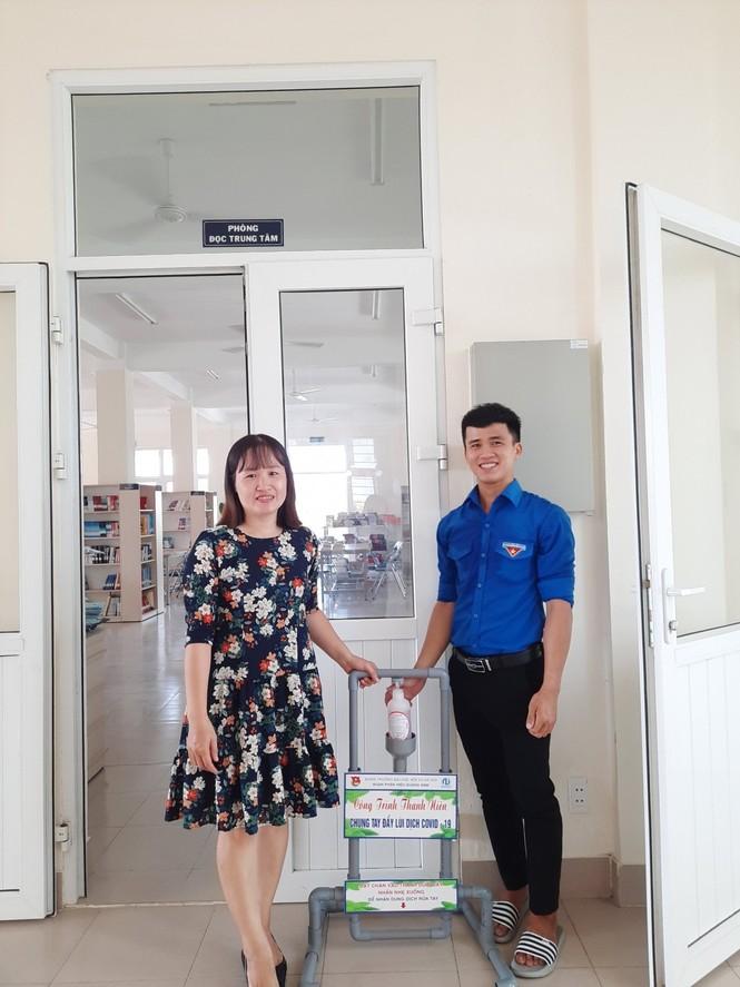 Phân hiệu trường ĐH Nội vụ Hà Nội tại Quảng Nam - Đà Nẵng sẵn sàng chào đón tân sinh viên - ảnh 3