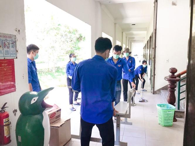 Phân hiệu trường ĐH Nội vụ Hà Nội tại Quảng Nam - Đà Nẵng sẵn sàng chào đón tân sinh viên - ảnh 5