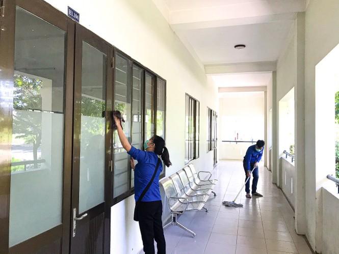 Phân hiệu trường ĐH Nội vụ Hà Nội tại Quảng Nam - Đà Nẵng sẵn sàng chào đón tân sinh viên - ảnh 7