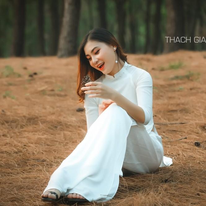 Tâm sự của nữ sinh dân tộc Thái được kết nạp Đảng từ lớp 12 - ảnh 2