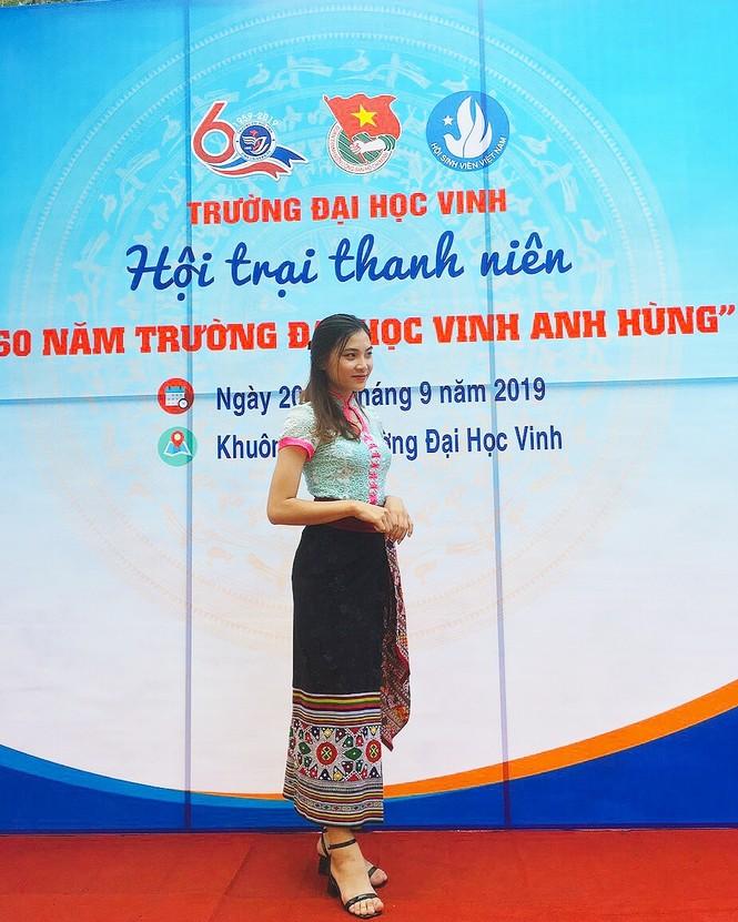 Tâm sự của nữ sinh dân tộc Thái được kết nạp Đảng từ lớp 12 - ảnh 3