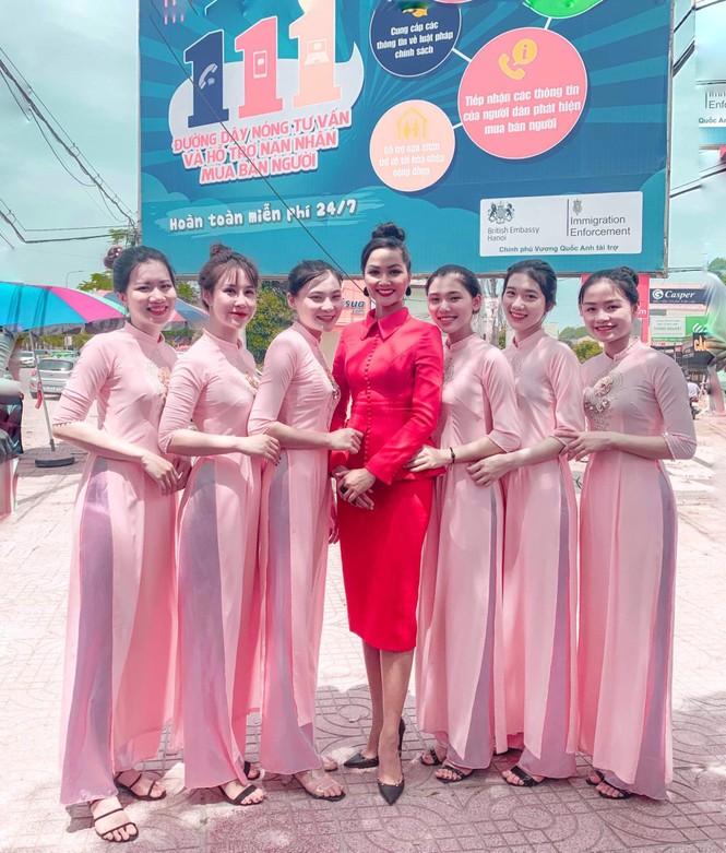 Tâm sự của nữ sinh dân tộc Thái được kết nạp Đảng từ lớp 12 - ảnh 12