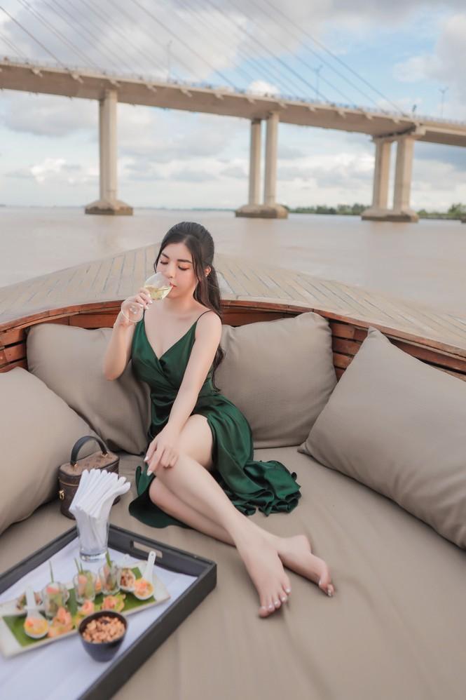 Hot girl Lê Mai Sang - ảnh 6