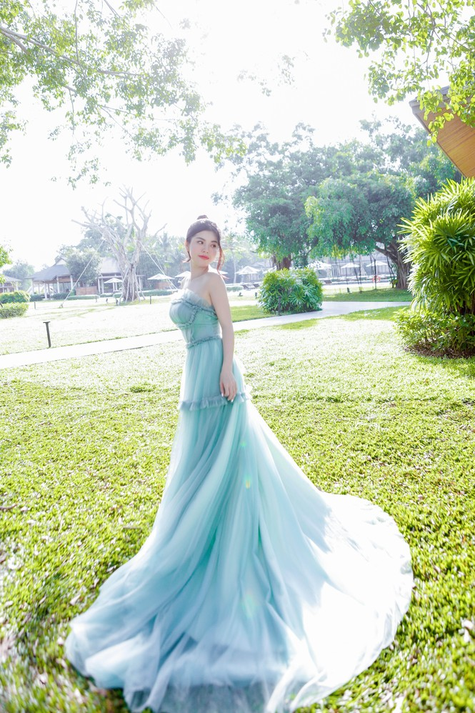 Hot girl Lê Mai Sang - ảnh 5