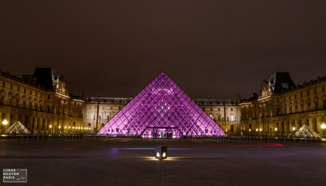Thành phố Paris về đêm mùa COVID-19 qua góc máy của du học sinh Việt Nam - ảnh 11