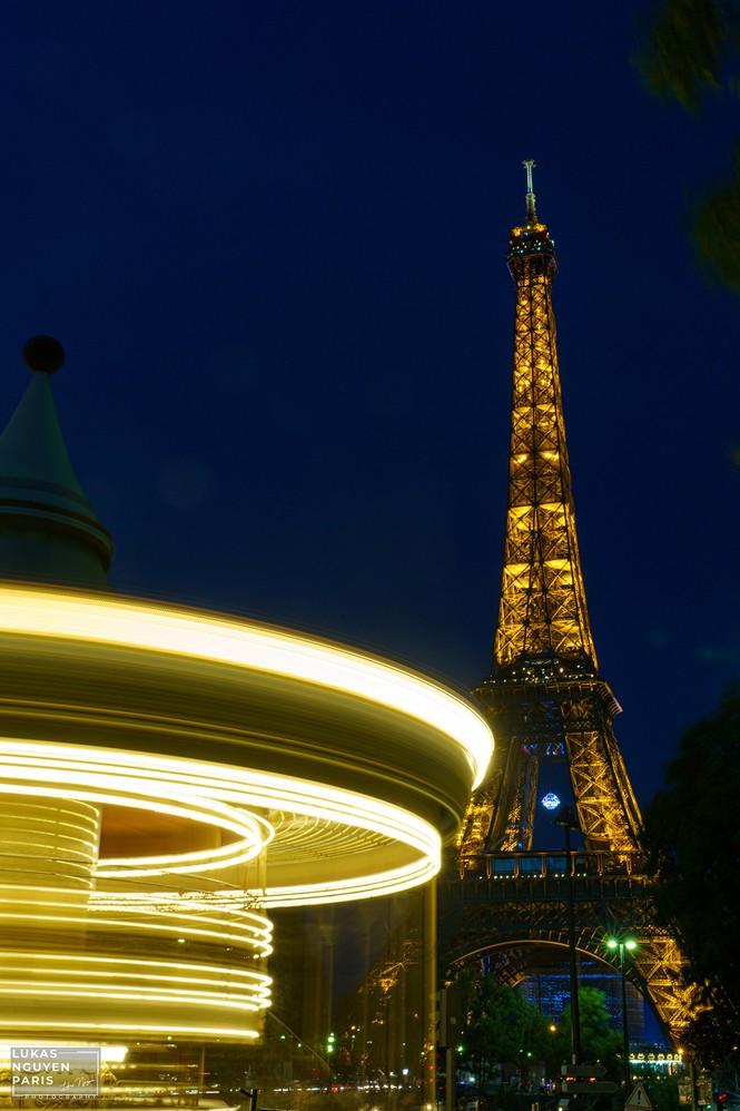 Thành phố Paris về đêm mùa COVID-19 qua góc máy của du học sinh Việt Nam - ảnh 14