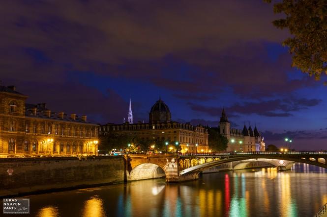 Thành phố Paris về đêm mùa COVID-19 qua góc máy của du học sinh Việt Nam - ảnh 16