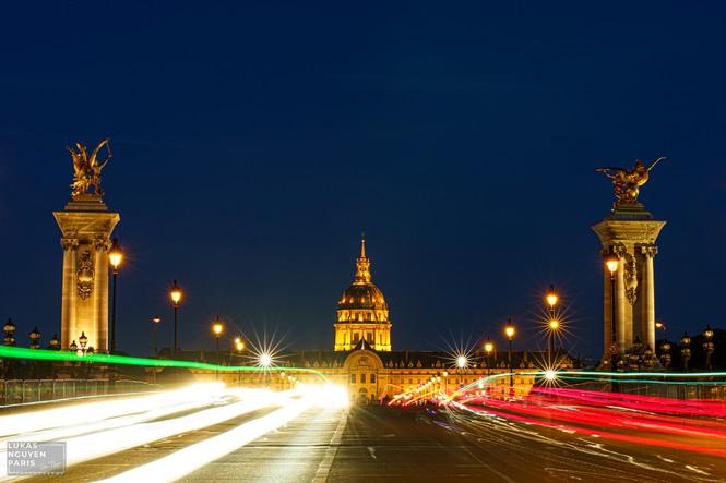 Thành phố Paris về đêm mùa COVID-19 qua góc máy của du học sinh Việt Nam - ảnh 2