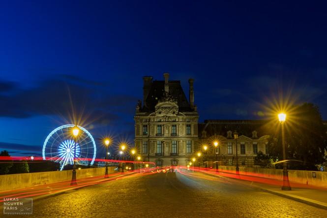 Thành phố Paris về đêm mùa COVID-19 qua góc máy của du học sinh Việt Nam - ảnh 5