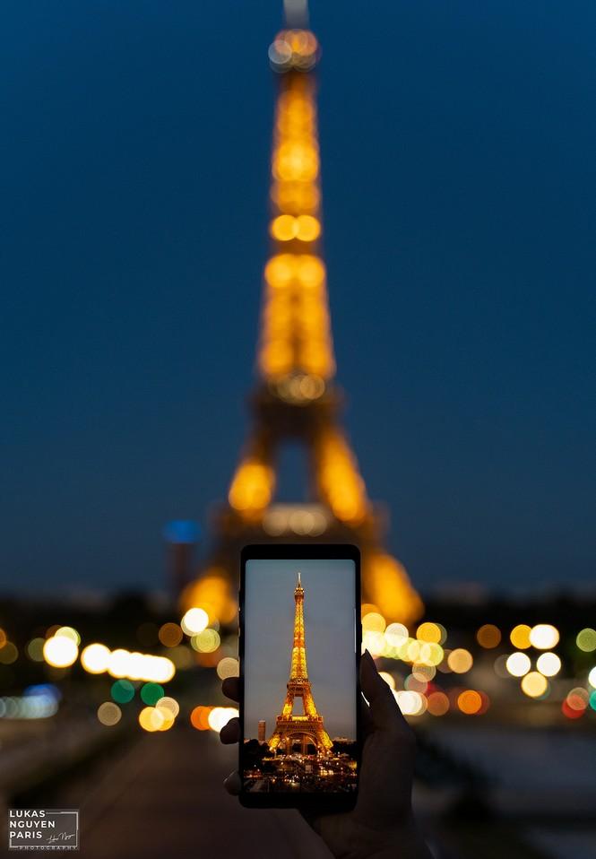 Thành phố Paris về đêm mùa COVID-19 qua góc máy của du học sinh Việt Nam - ảnh 6