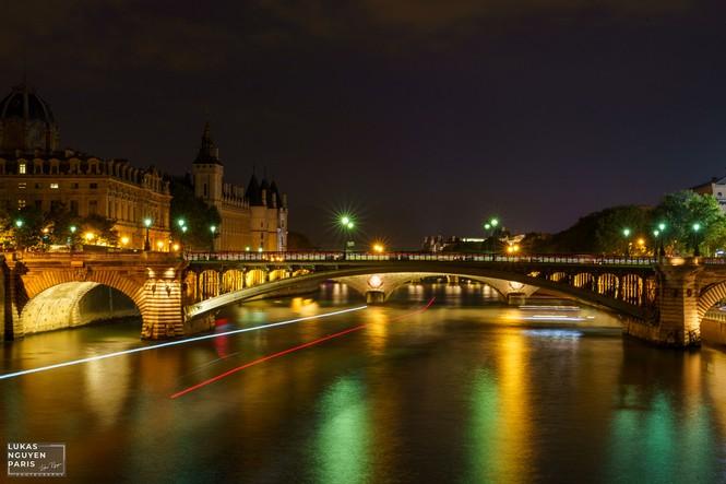 Thành phố Paris về đêm mùa COVID-19 qua góc máy của du học sinh Việt Nam - ảnh 8