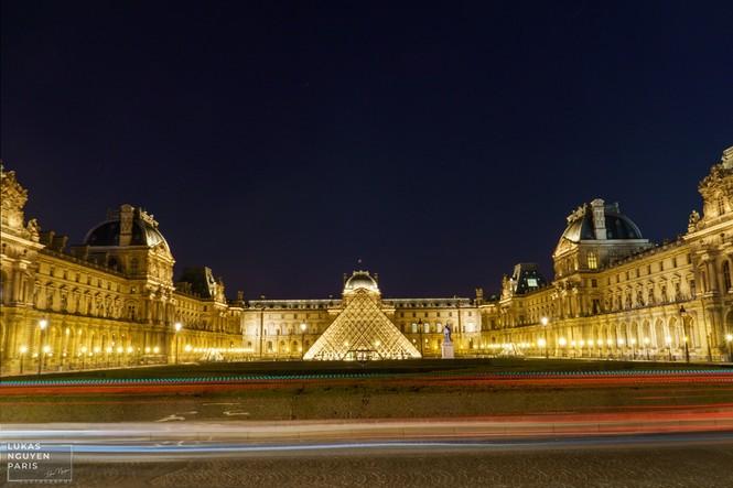 Thành phố Paris về đêm mùa COVID-19 qua góc máy của du học sinh Việt Nam - ảnh 9