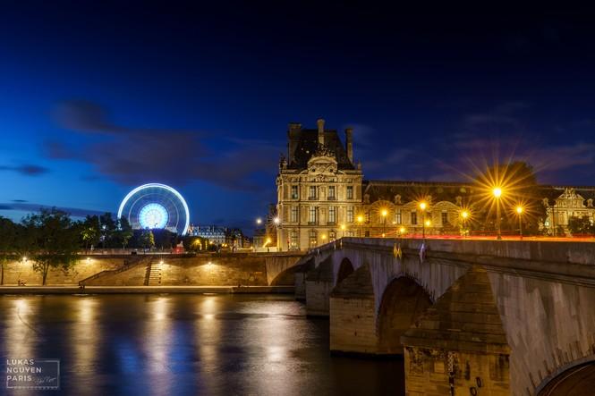 Thành phố Paris về đêm mùa COVID-19 qua góc máy của du học sinh Việt Nam - ảnh 10