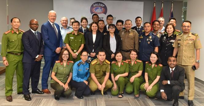 RMIT cung cấp chương trình đào tạo giúp đối phó với tội phạm xuyên quốc gia - ảnh 3