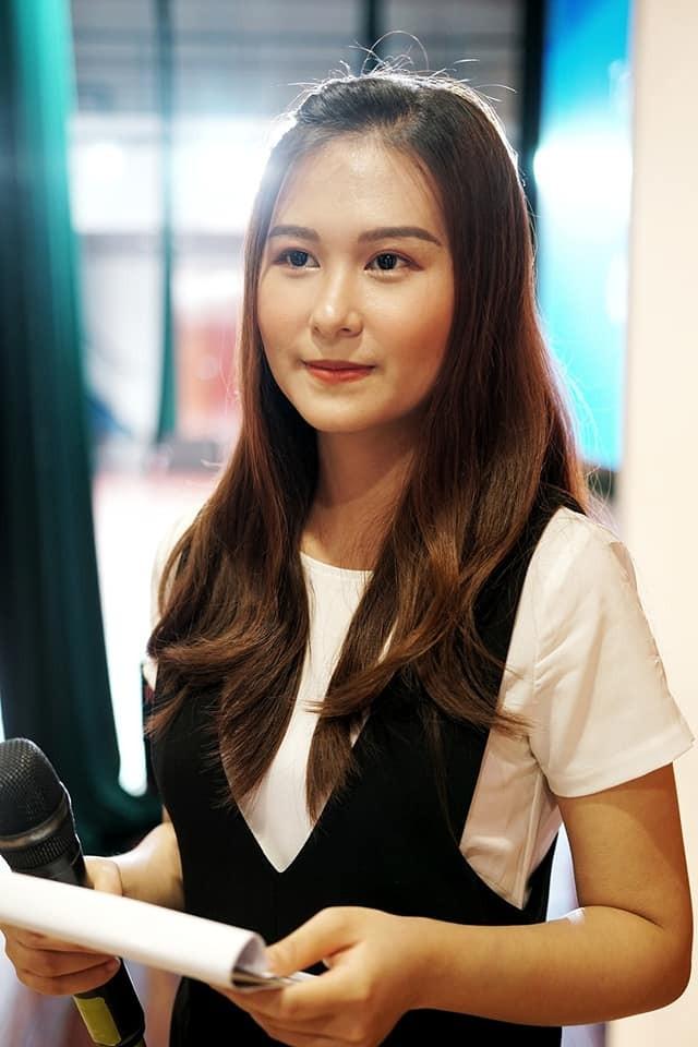 Nữ sinh ĐH Kinh tế Quốc dân tốt nghiệp loại giỏi, luyện Taekwondo và ước mơ trở thành MC - ảnh 15