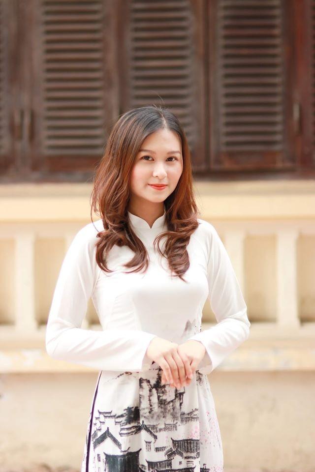 Nữ sinh ĐH Kinh tế Quốc dân tốt nghiệp loại giỏi, luyện Taekwondo và ước mơ trở thành MC - ảnh 16