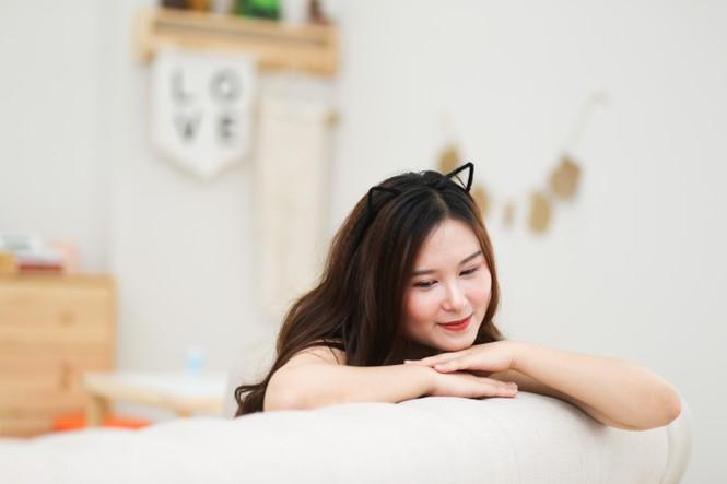 Nữ sinh ĐH Kinh tế Quốc dân tốt nghiệp loại giỏi, luyện Taekwondo và ước mơ trở thành MC - ảnh 9