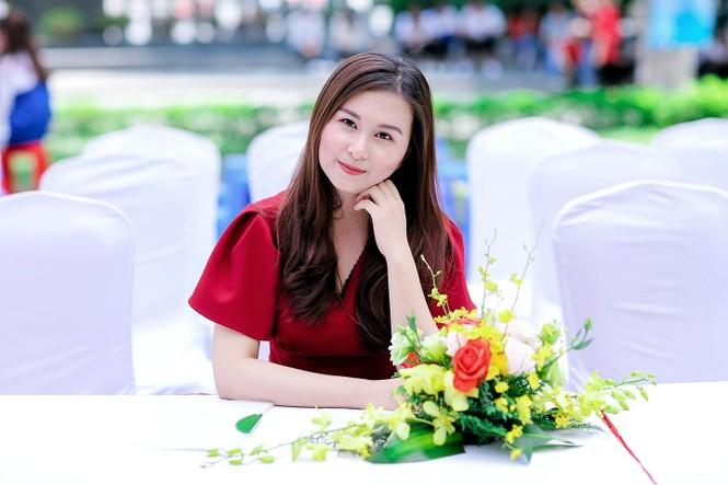 Nữ sinh ĐH Kinh tế Quốc dân tốt nghiệp loại giỏi, luyện Taekwondo và ước mơ trở thành MC - ảnh 2
