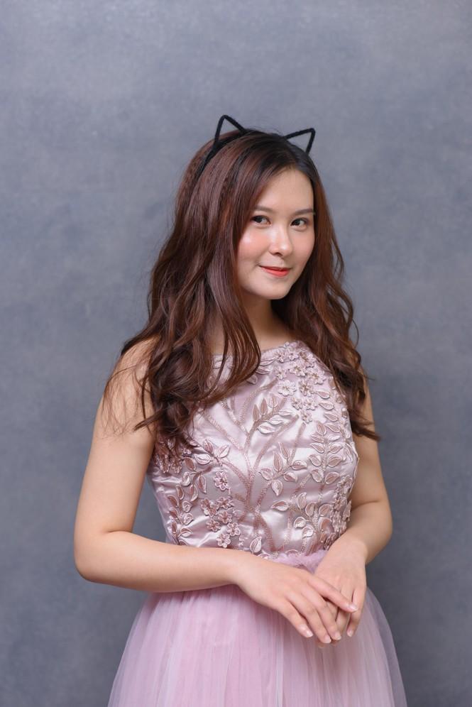 Nữ sinh ĐH Kinh tế Quốc dân tốt nghiệp loại giỏi, luyện Taekwondo và ước mơ trở thành MC - ảnh 3