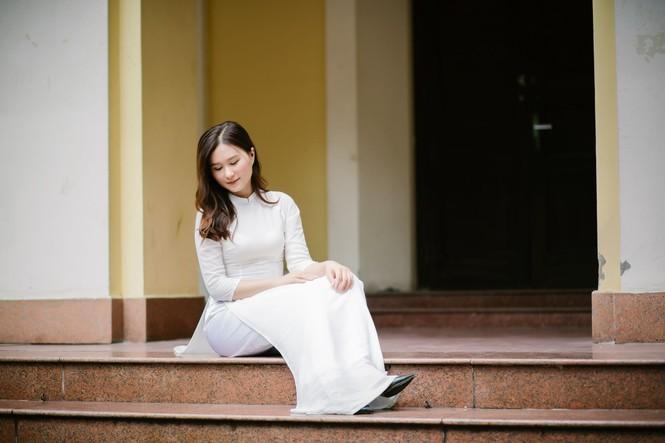 Nữ sinh ĐH Kinh tế Quốc dân tốt nghiệp loại giỏi, luyện Taekwondo và ước mơ trở thành MC - ảnh 6