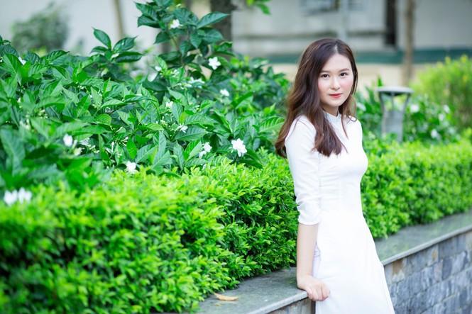 Nữ sinh ĐH Kinh tế Quốc dân tốt nghiệp loại giỏi, luyện Taekwondo và ước mơ trở thành MC - ảnh 10