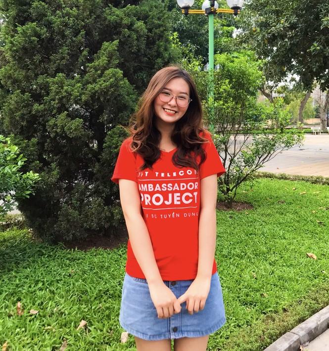 Nữ sinh ĐH Kinh tế Quốc dân tốt nghiệp loại giỏi, luyện Taekwondo và ước mơ trở thành MC - ảnh 11