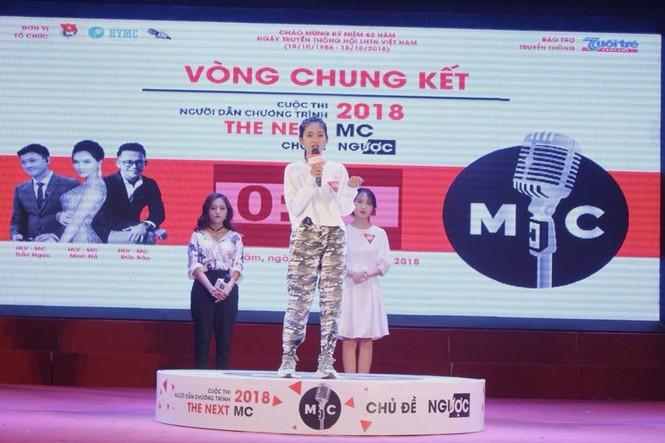 Hot girl 2k3 sở hữu thành tích khủng với ước mơ trở thành MC chuyên nghiệp - ảnh 4