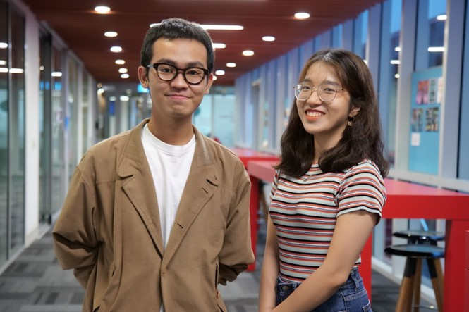 Sinh viên RMIT dẫn đầu vòng quốc gia cuộc thi khoa học dữ liệu - ảnh 2