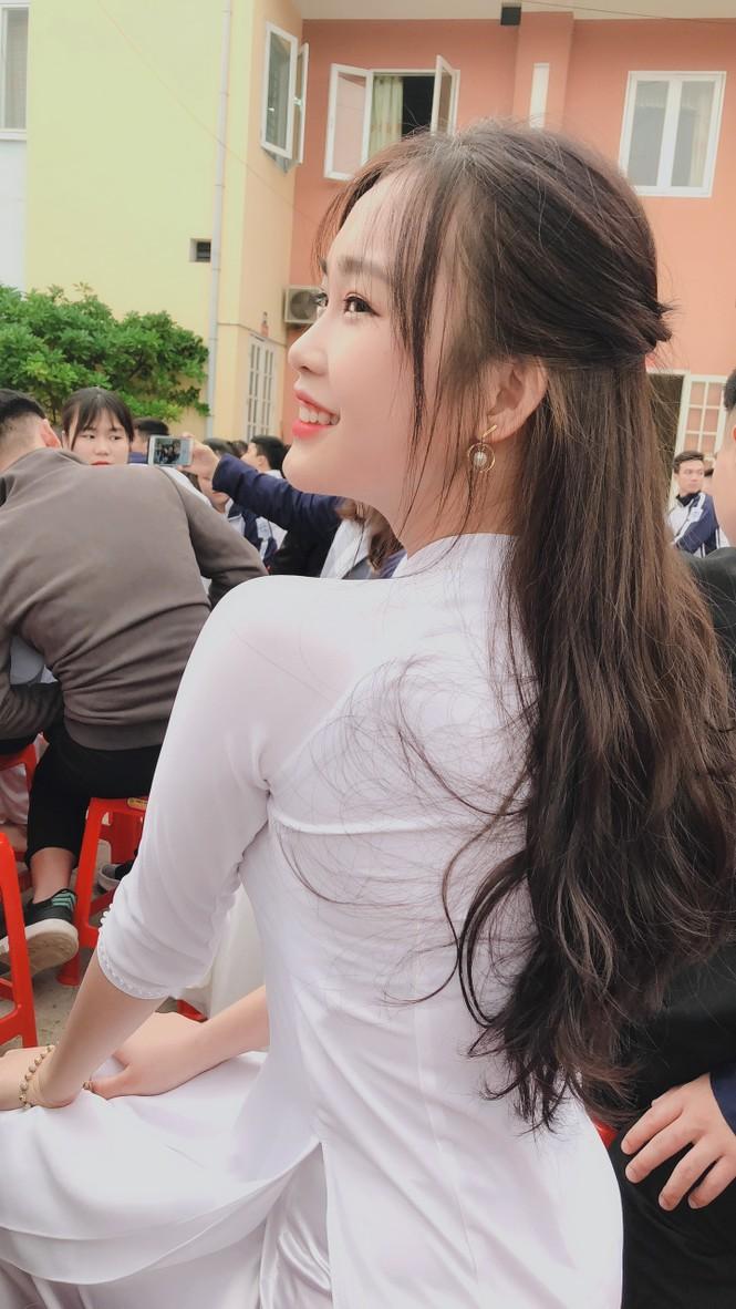 Vẻ đẹp chuẩn Hàn Quốc của nữ sinh trường ĐH Kinh doanh và Công nghệ Hà Nội  - ảnh 8