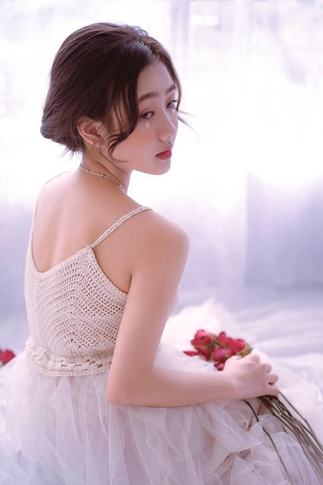 Xao xuyến trước vẻ đẹp tinh khôi của bông hồng xứ Nghệ - ảnh 9
