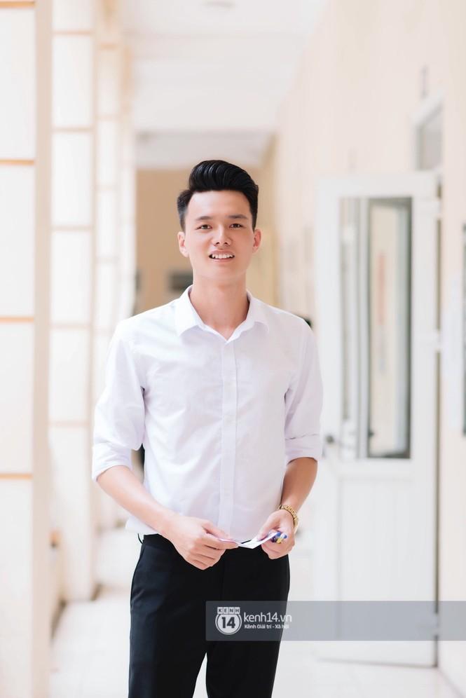 Xin ra quân để lên Hà Nội học diễn viên - ảnh 11