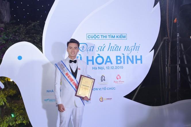 Xin ra quân để lên Hà Nội học diễn viên - ảnh 4