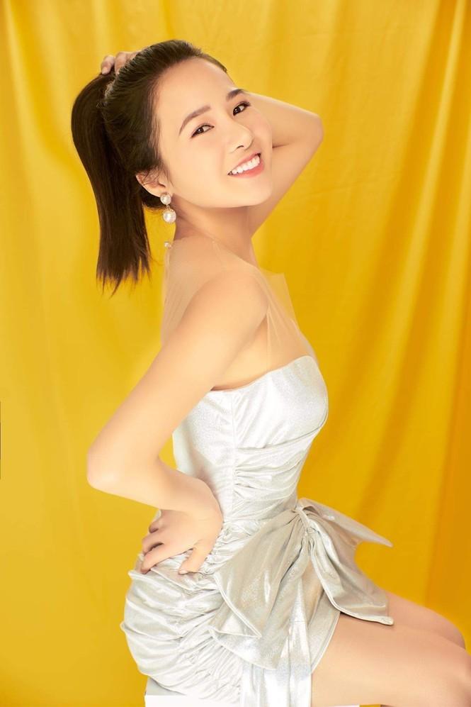 Hot girl Nam Định sở hữu nét đẹp giống diễn viên Sam - ảnh 7