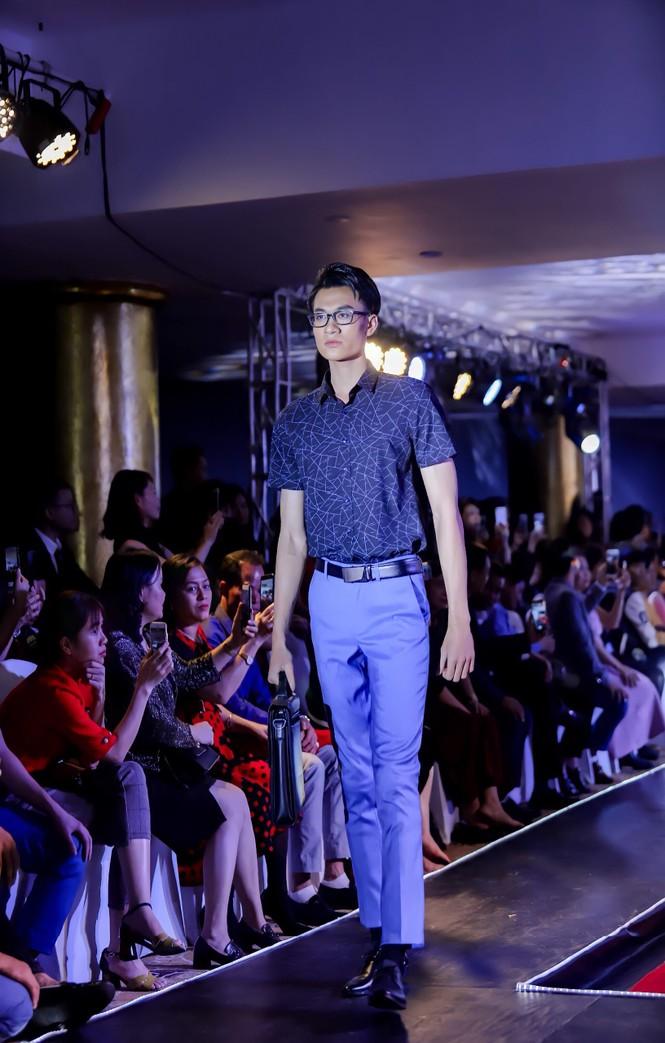 Chàng trai cao 1m90 từ Lào Cai xuống Hà Nội học diễn viên - ảnh 14