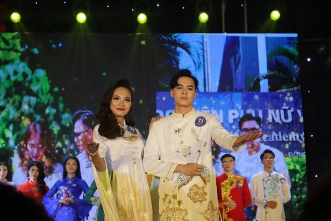 Chung kết cuộc thi Sinh viên thanh lịch Học viện Phụ nữ Việt Nam 2020 - ảnh 5