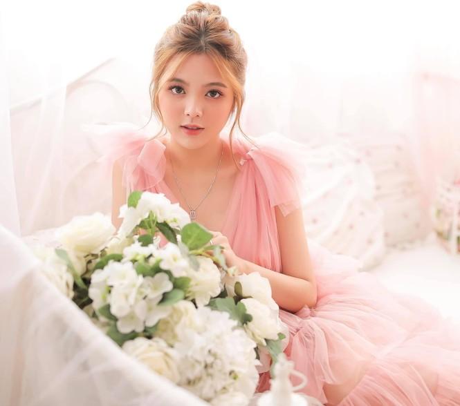 Ngắm nhìn bộ ảnh đẹp như công chúa của nữ sinh Đại học Công nghiệp TP.HCM - ảnh 5