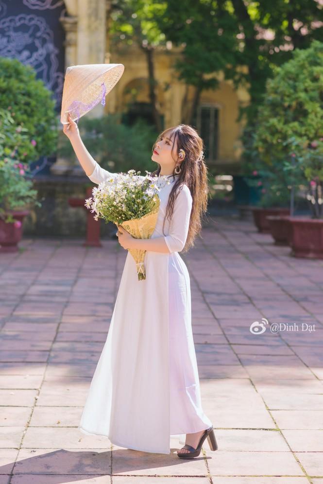 Hot girl Hà thành: Mình yêu nghề mẫu ảnh - ảnh 13