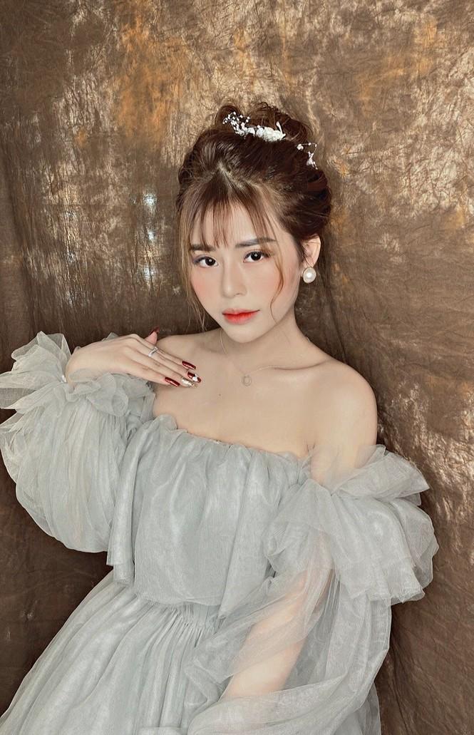 Hot girl Hà thành: Mình yêu nghề mẫu ảnh - ảnh 4